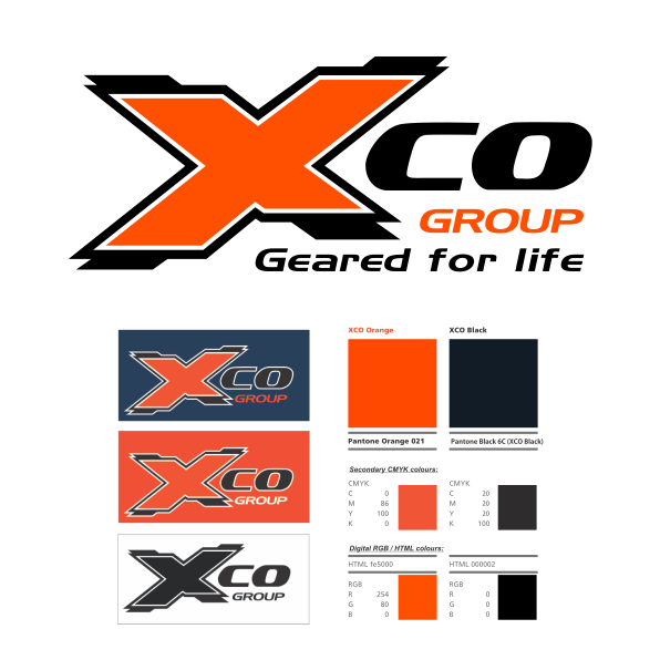 LOGO PACKAGES | Brand In A Box - Logo Guidebook - 3