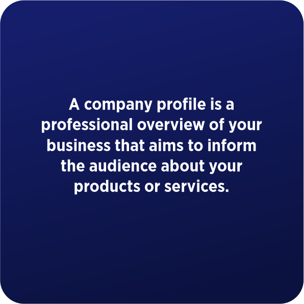 BRAND STRATEGY PACKAGES   Brand In A Box - Company Profile - 3