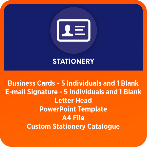 BRAND STRATEGY PACKAGES | Brand In A Box - New Brand - 4