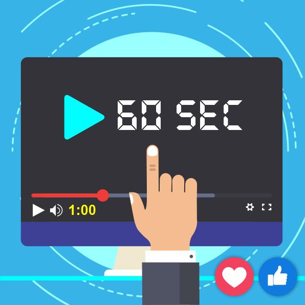 Animated Video Social Media Nvo - 60 Sec