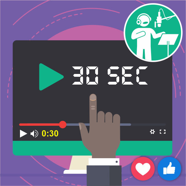 Animated Video Social Media Wvo - 30 Sec