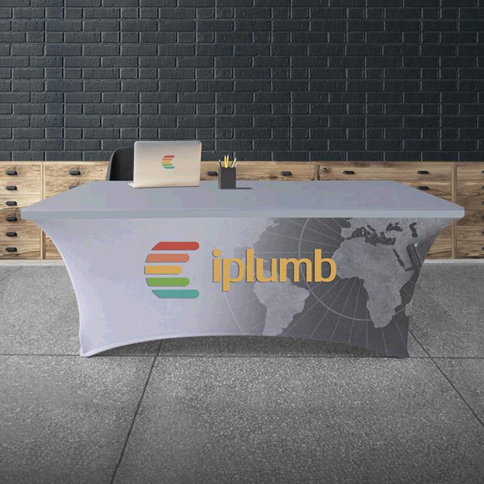 Stretch Table Cloth - Digital