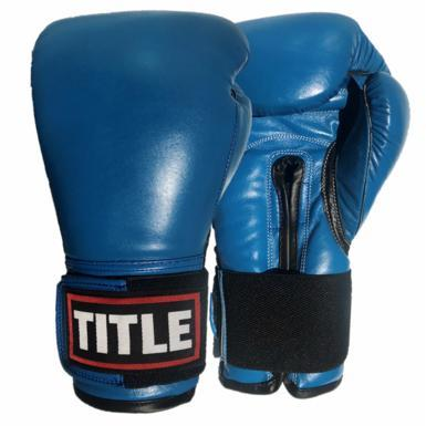 Competition Gloves (leather) 10oz