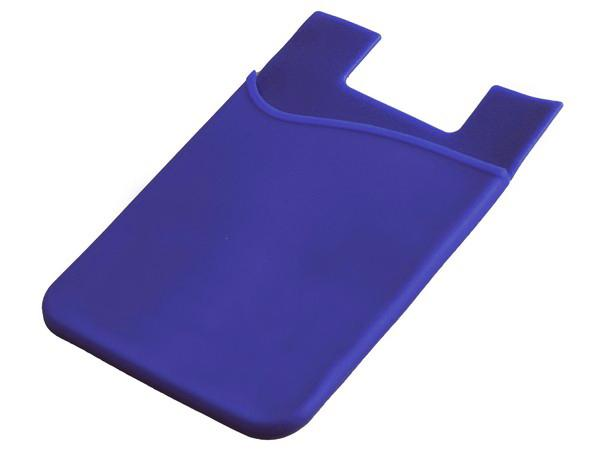 Silicone Cellphone Card Holder