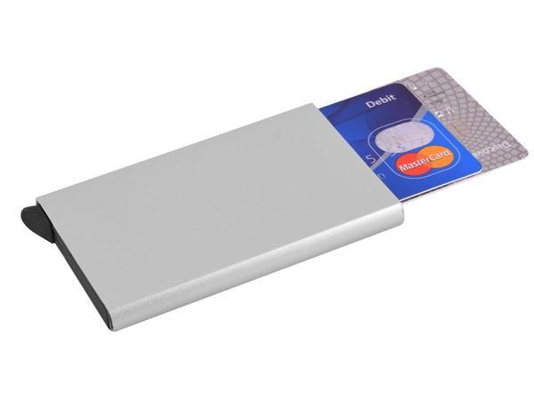 Aluminium Auto Pop-up Card Holder