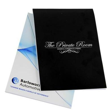 Hotel / Conference Notepad With Full Colour
