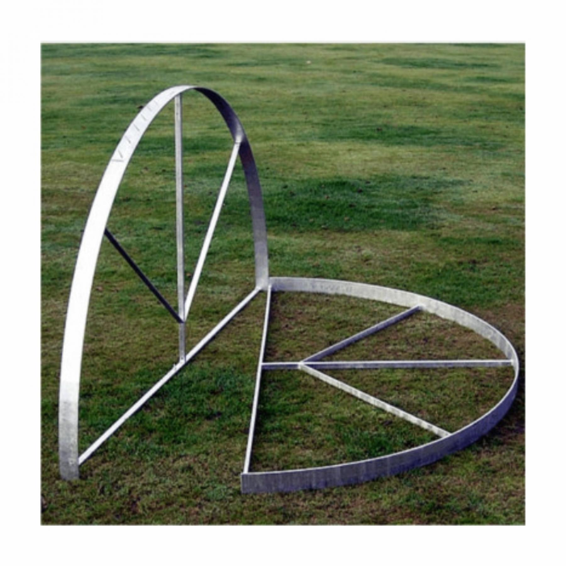Shotput Metal Circle