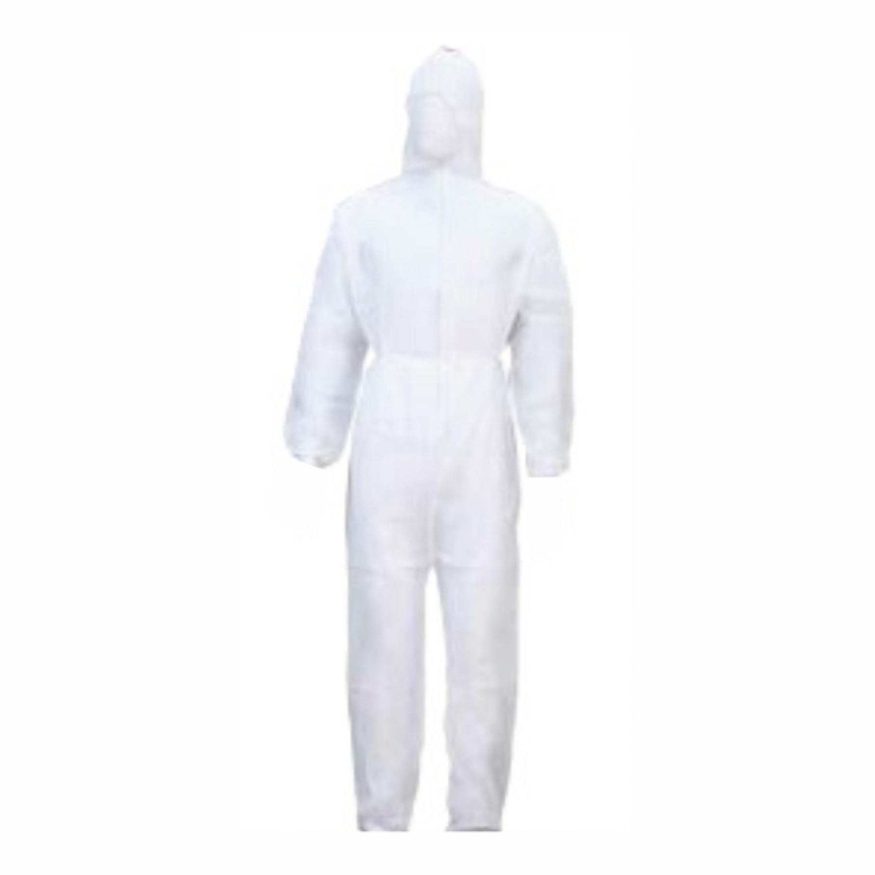 Disposable Overalls, 50gsm Non Woven, 2x Large
