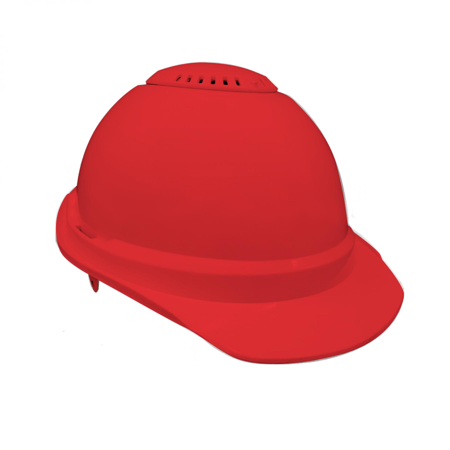 Nikki Hard Hat - Red