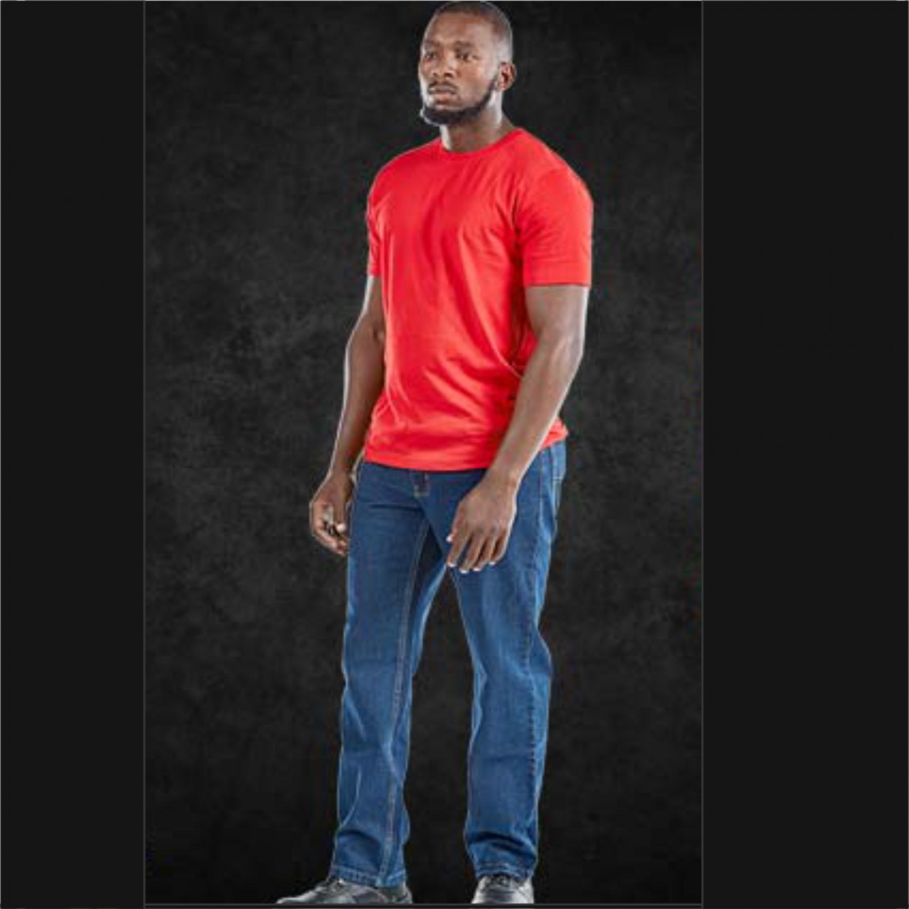 """Dromex Colours """"xx"""" 100% Cotton Crew Neck Tee Shirt, Sizes M"""