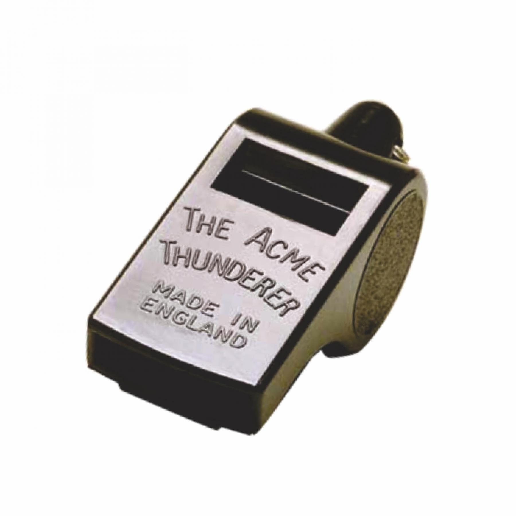 Acme 558 Thunderer Plastic Whistle