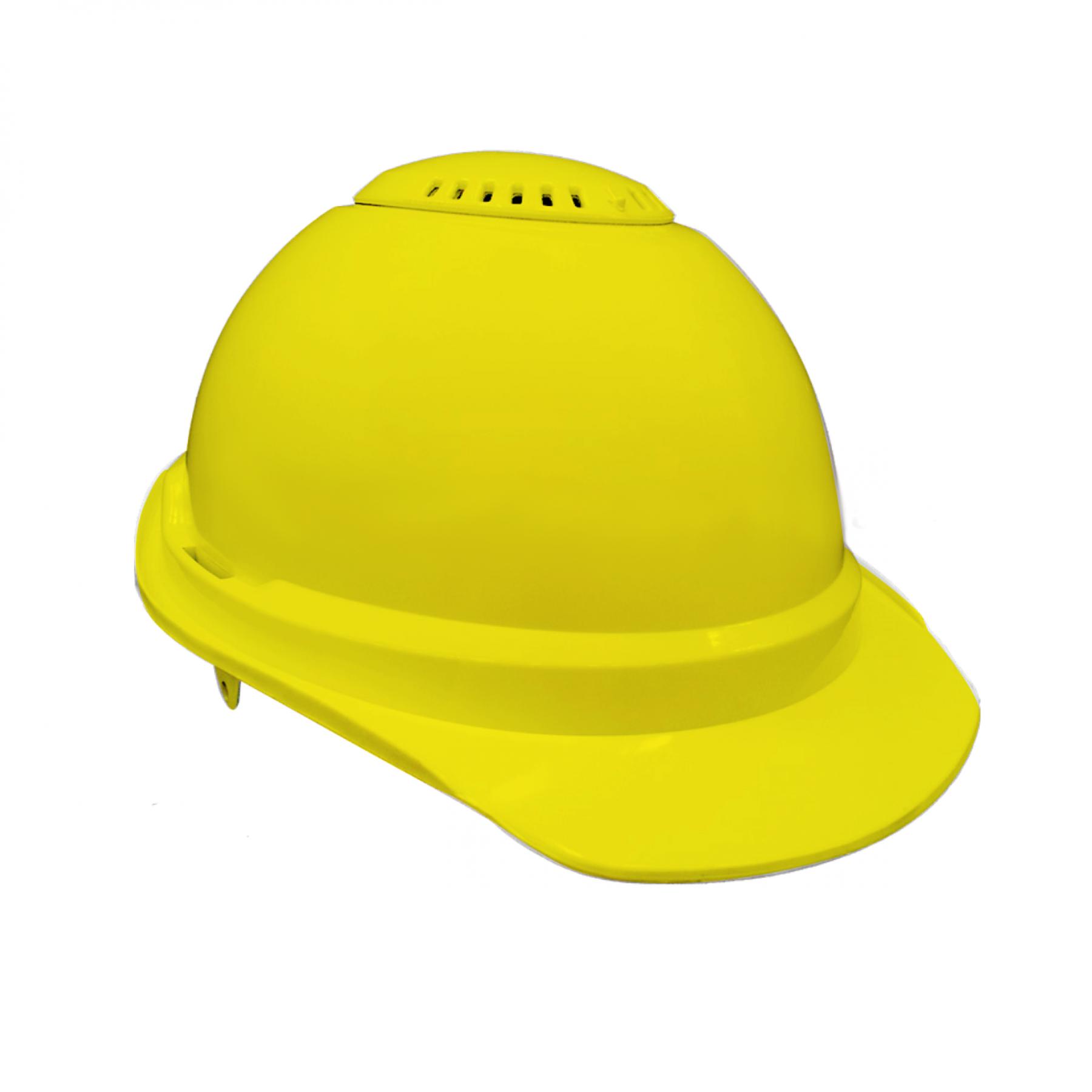 Nikki Hard Hat - Yellow