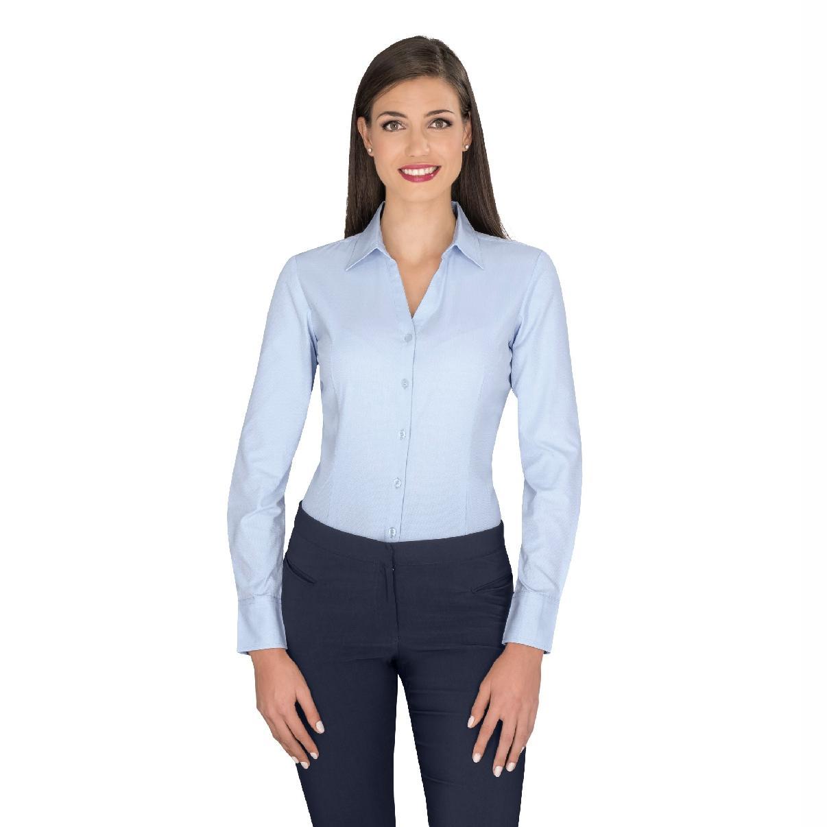 Ladies Long Sleeve Carolina Shirt