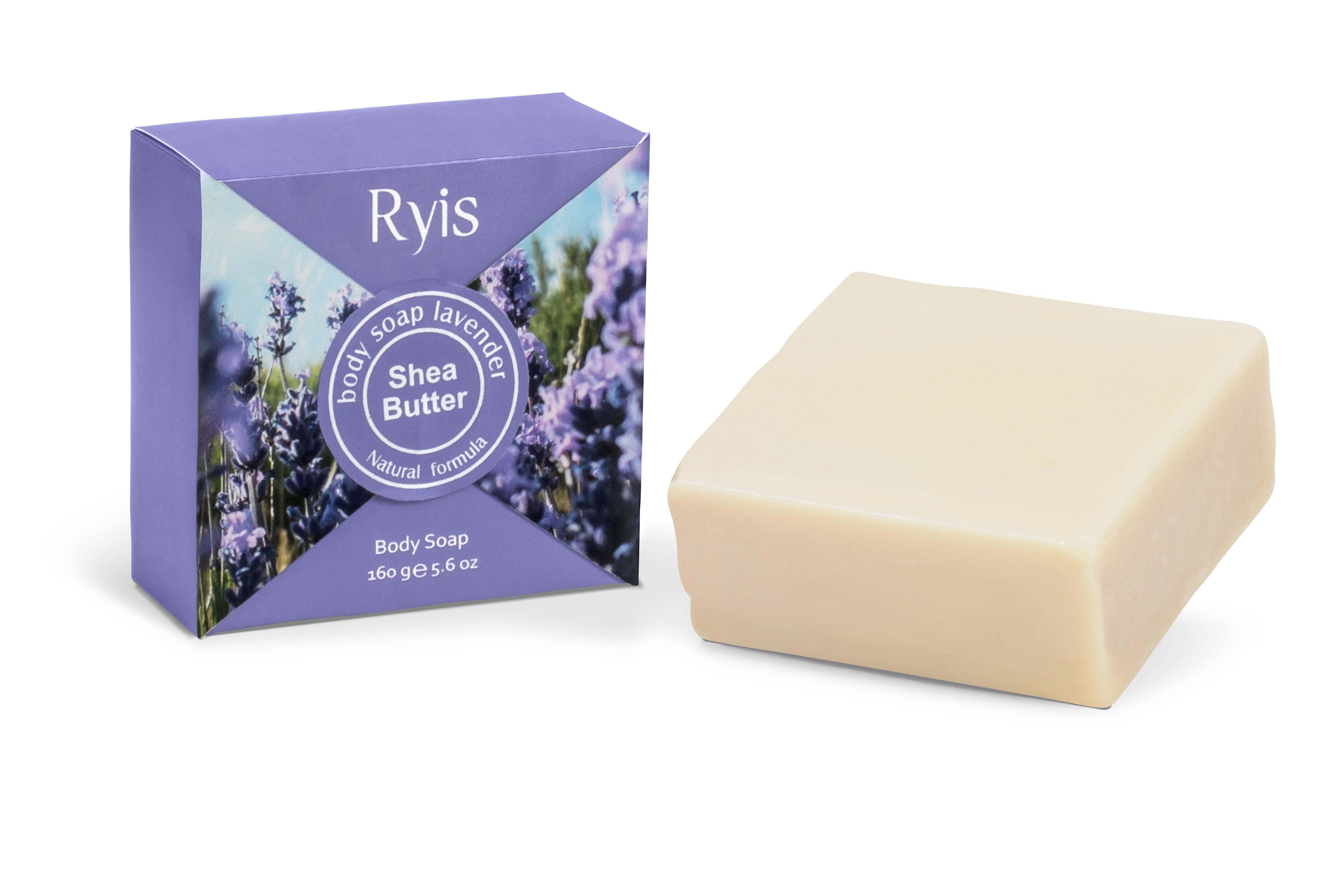 Ryis Body Soap - Purple