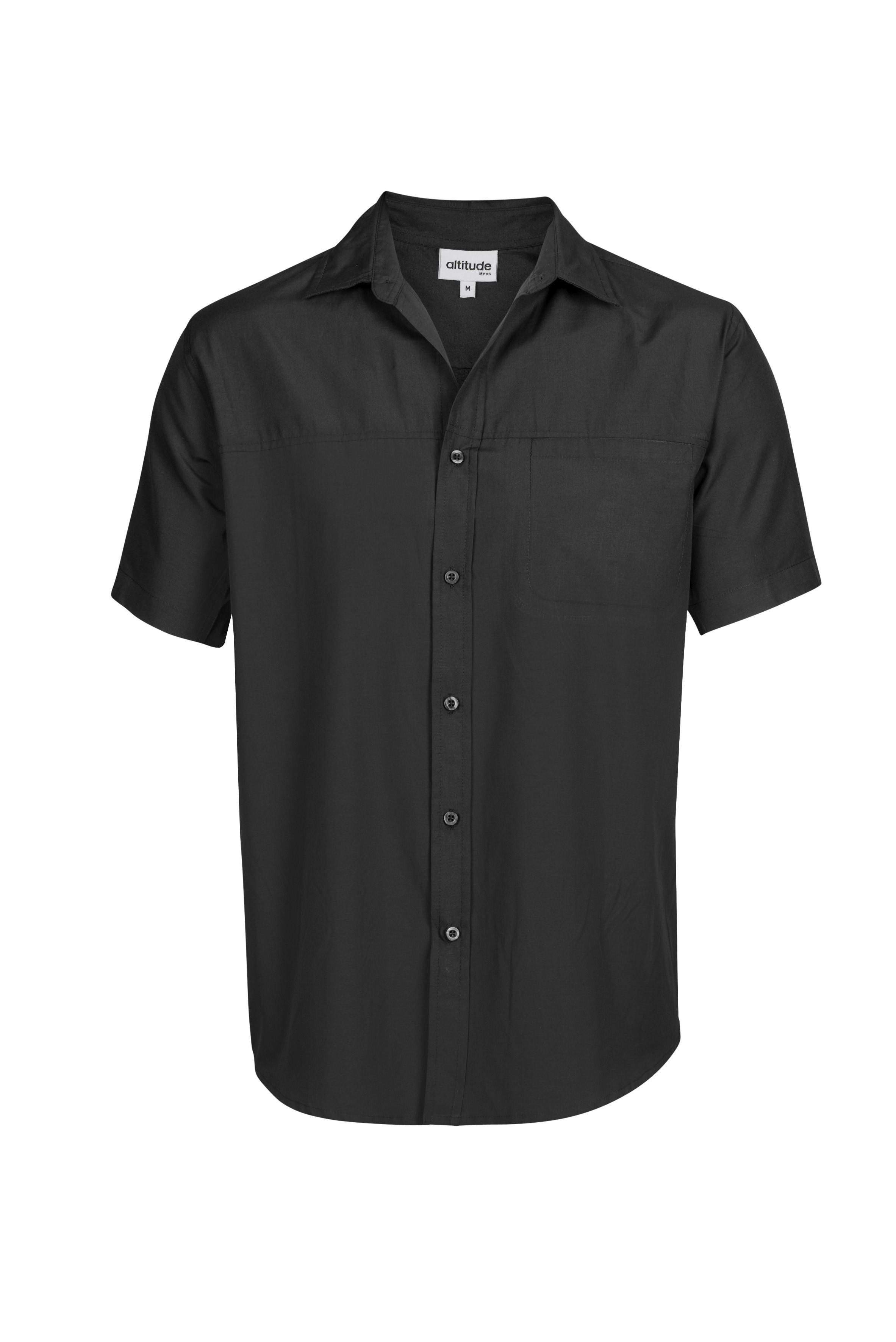 Mens Short Sleeve Empire Shirt