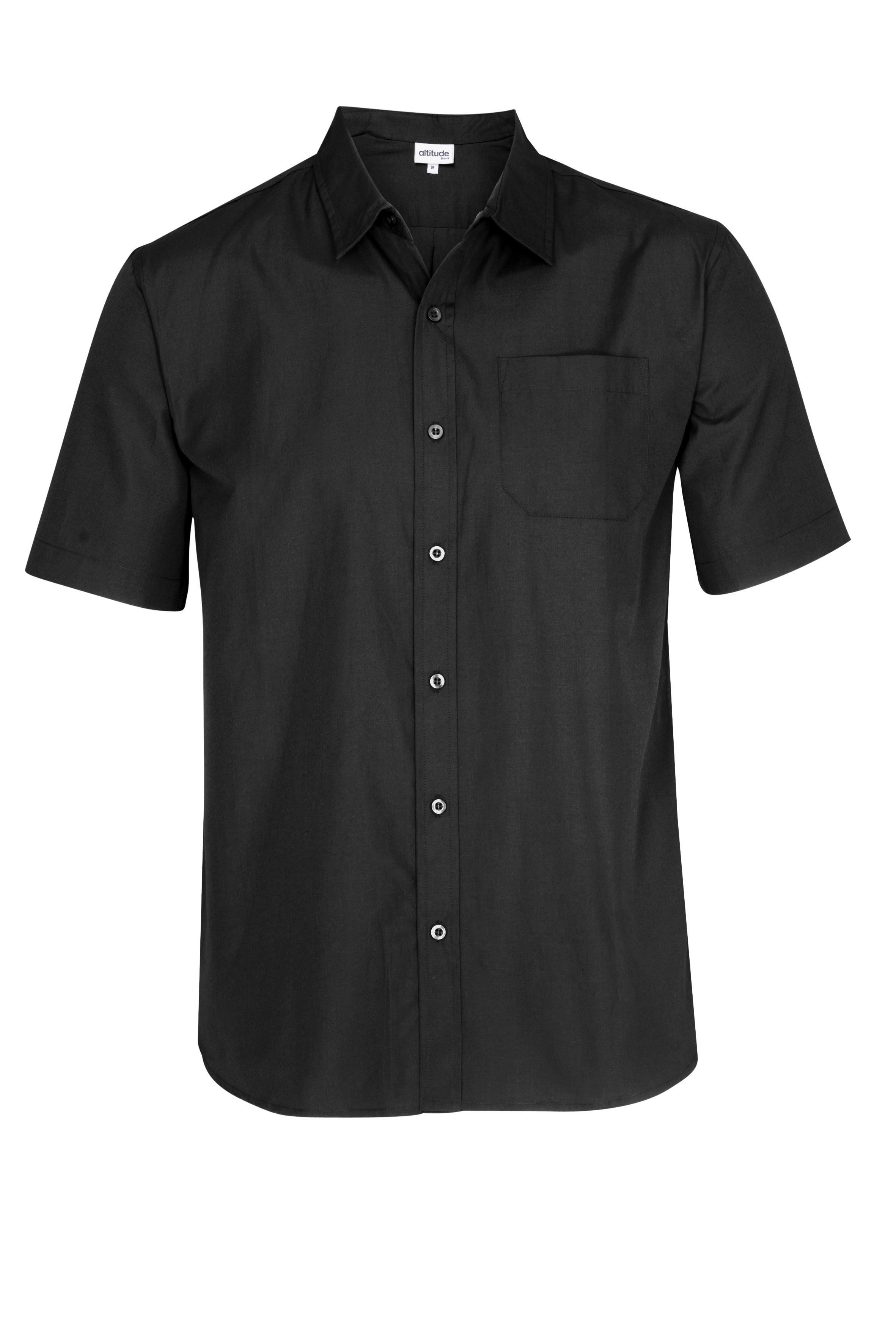 Mens Short Sleeve Catalyst Shirt