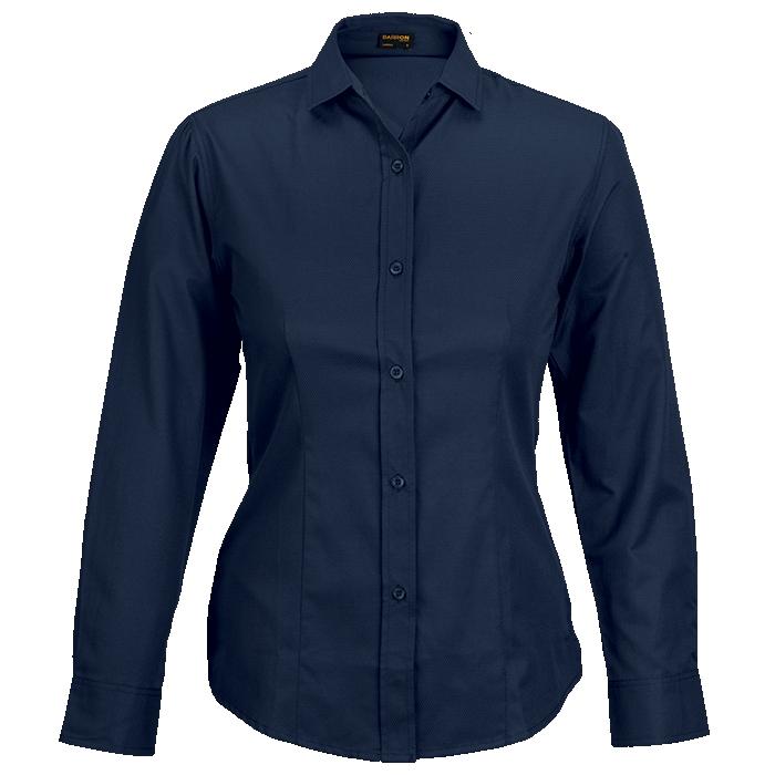 Ladies Clayton Blouse Shirt Short Sleeve (ll-cla)