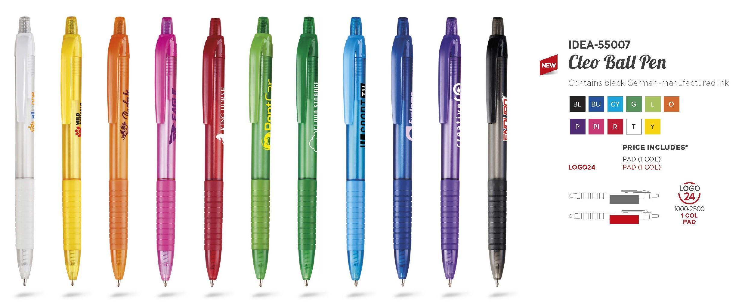Cleo Ball Pen