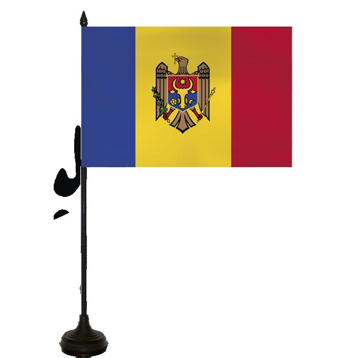 Desk Flag - Moldova Flag