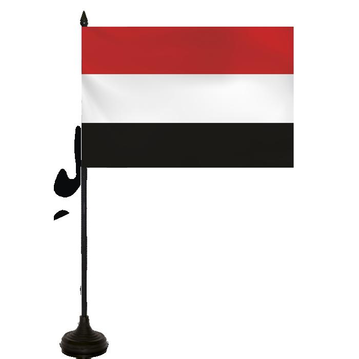 Desk Flag - Yemen Flag