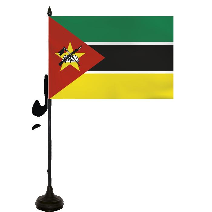 Desk Flag - Mozambique Flag