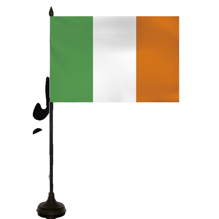 Desk Flag - Ireland - Eire Flag