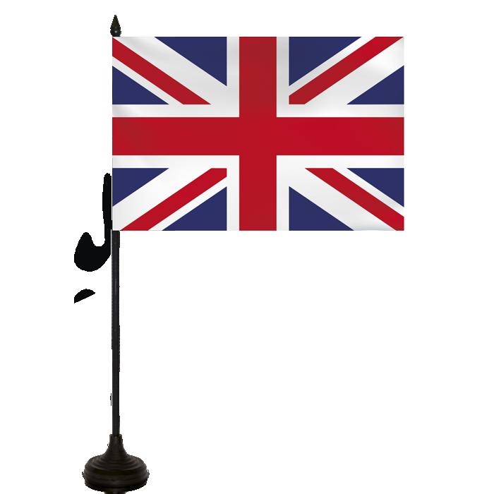 Desk Flag - United Kingdom Flag