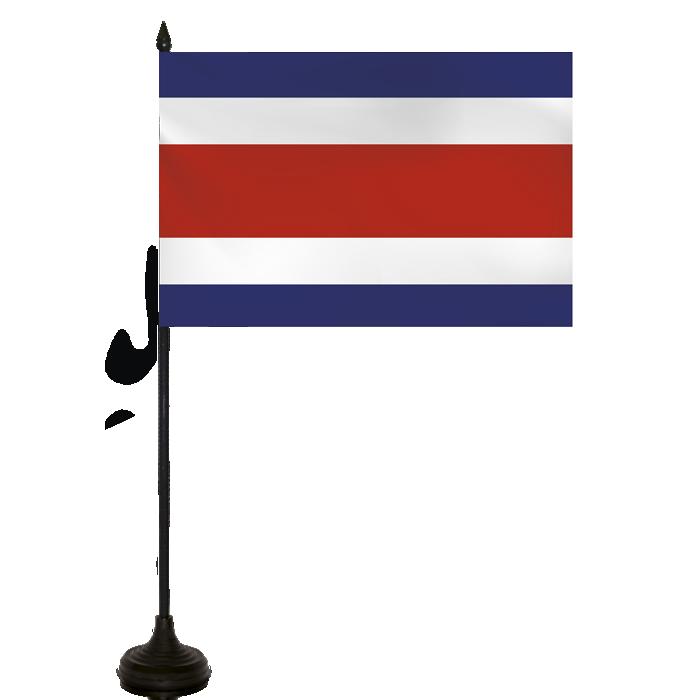 Desk Flag - Costa Rica Flag