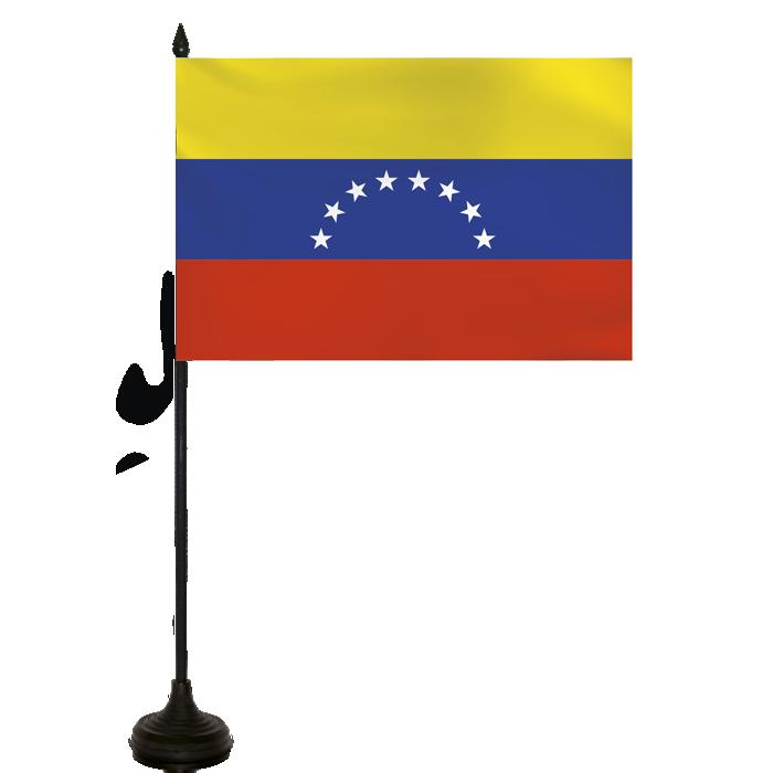 Desk Flag - Venezuela Flag