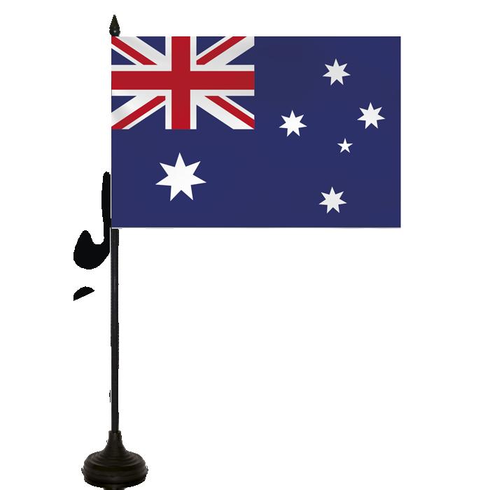 Desk Flag - Australia Flag