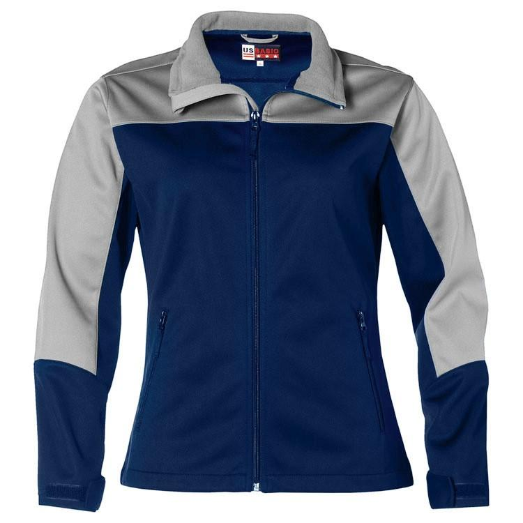 Ladies Attica Softshell Jacket - Navy Only
