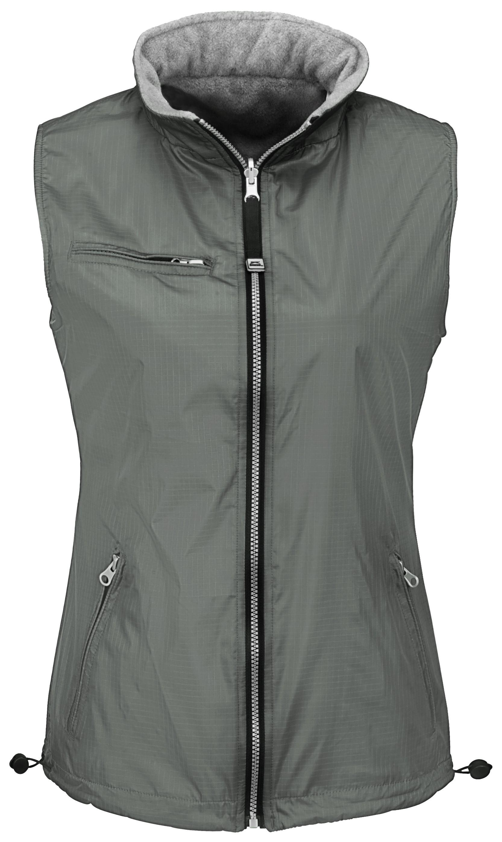 Ladies Reversible Fusion Bodywarmer - Gr Only