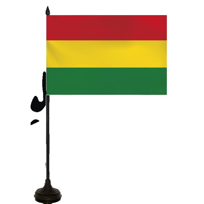 Desk Flag - Bolivia Flag