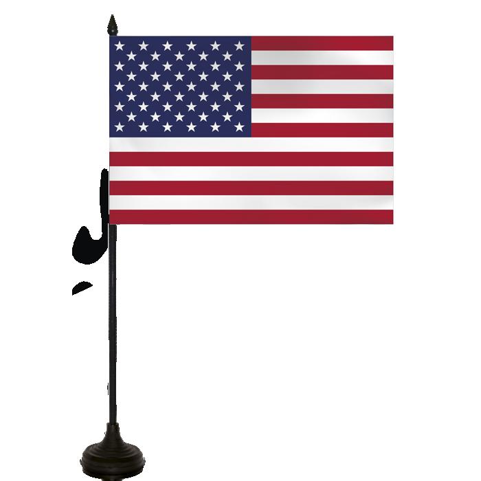 Desk Flag - United States Flag