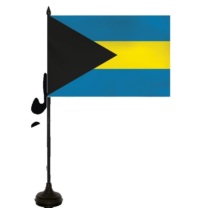 Desk Flag - Bahamas Flag
