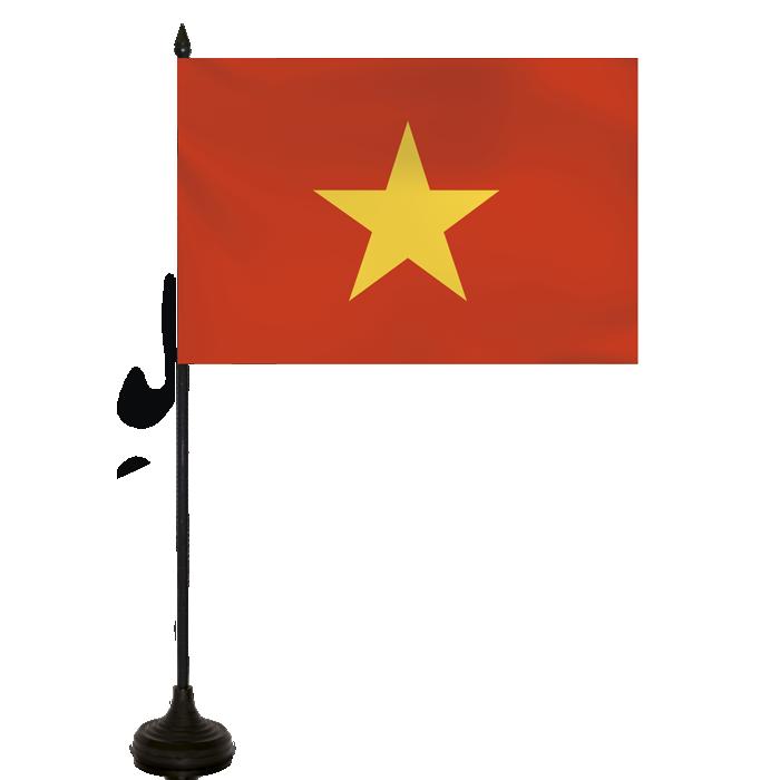 Desk Flag - Vietnam Flag