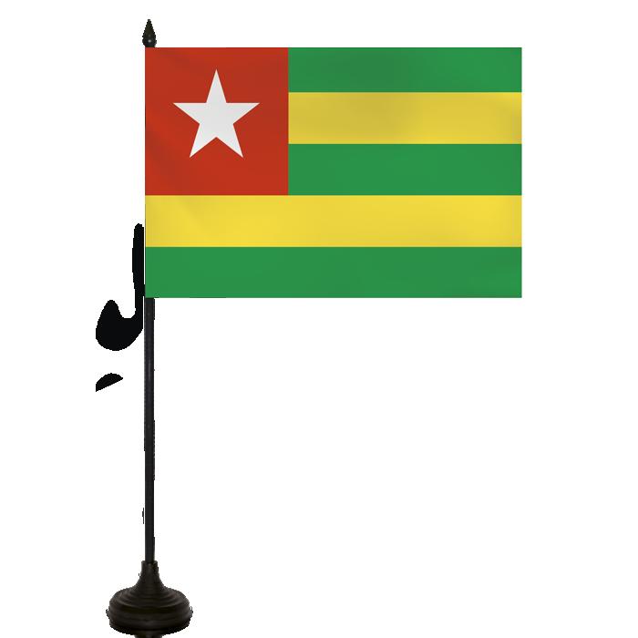 Desk Flag - Togo Flag