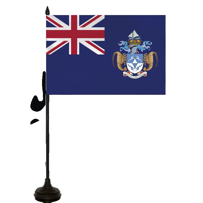 Desk Flag - Tristan Da Cunha Flag
