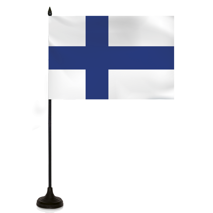 Desk Flag - Finland Flag