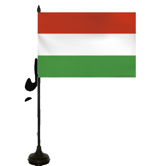 Desk Flag - Hungary Flag