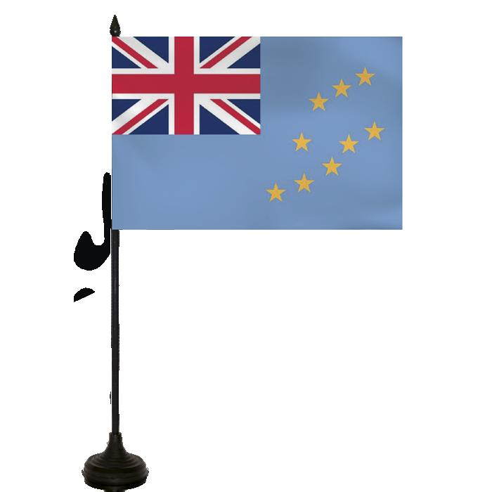 Desk Flag - Tuvalu Flag
