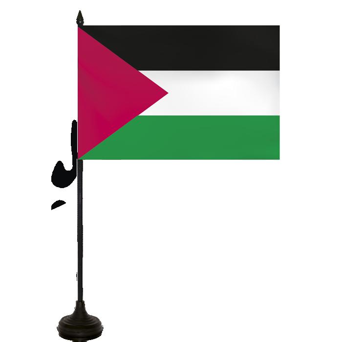 Desk Flag - Palestine Flag