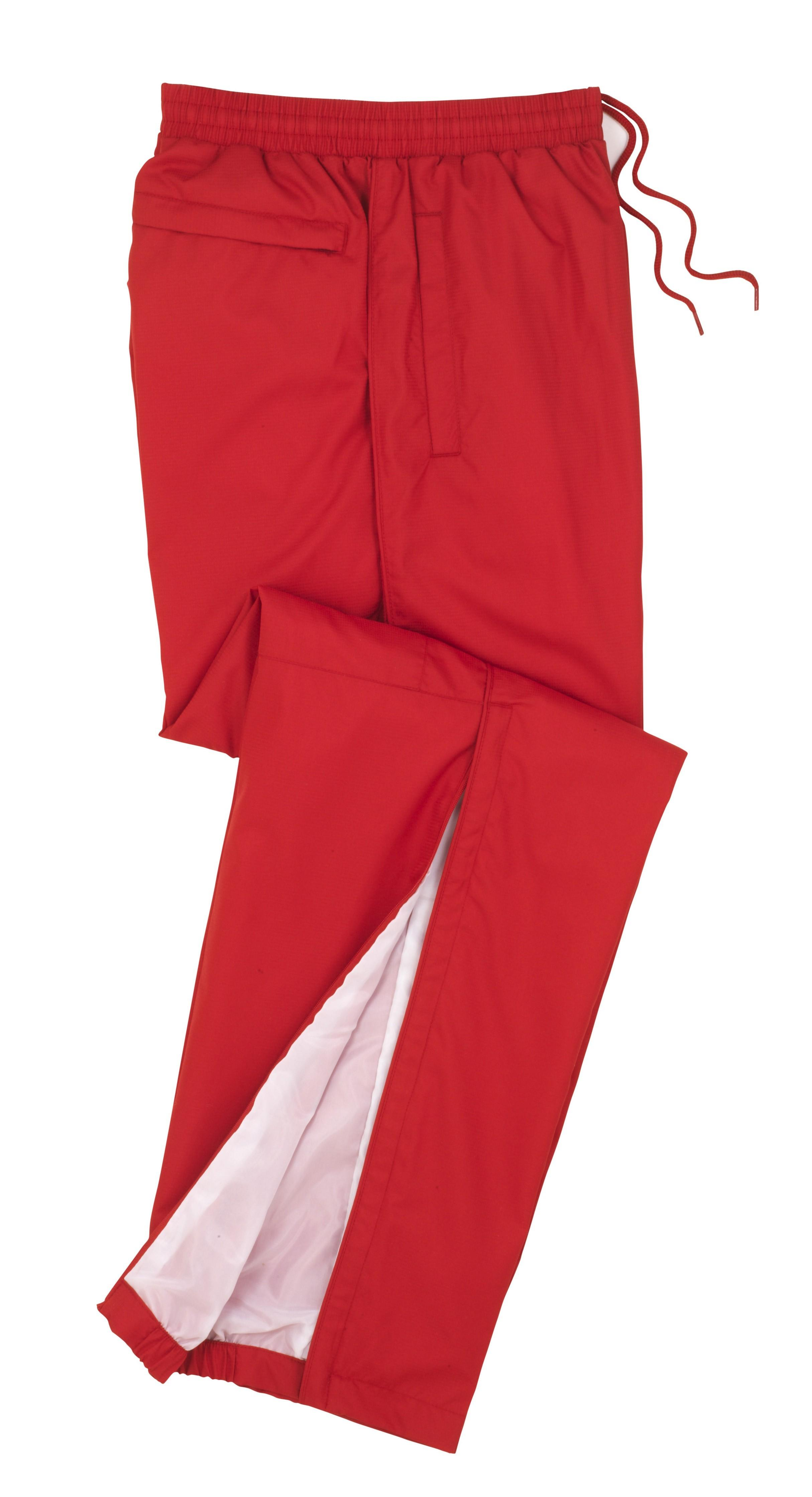 Flash Unisex Track Bottoms - Red Only