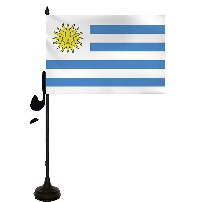 Desk Flag - Uruguay Flag