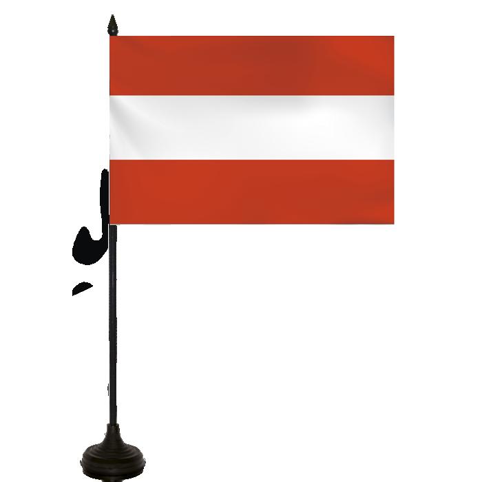 Desk Flag - Austria Flag