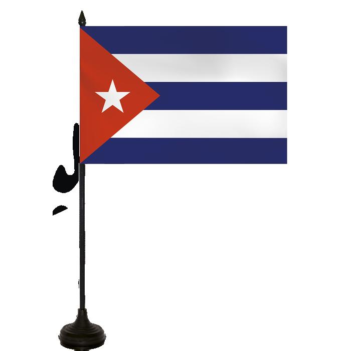 Desk Flag - Cuba Flag