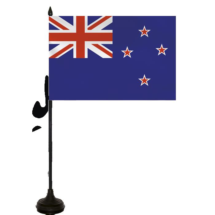 Desk Flag - New Zealand Flag