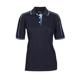 Trendsetter Ladies Golfer  - Light Blue Only