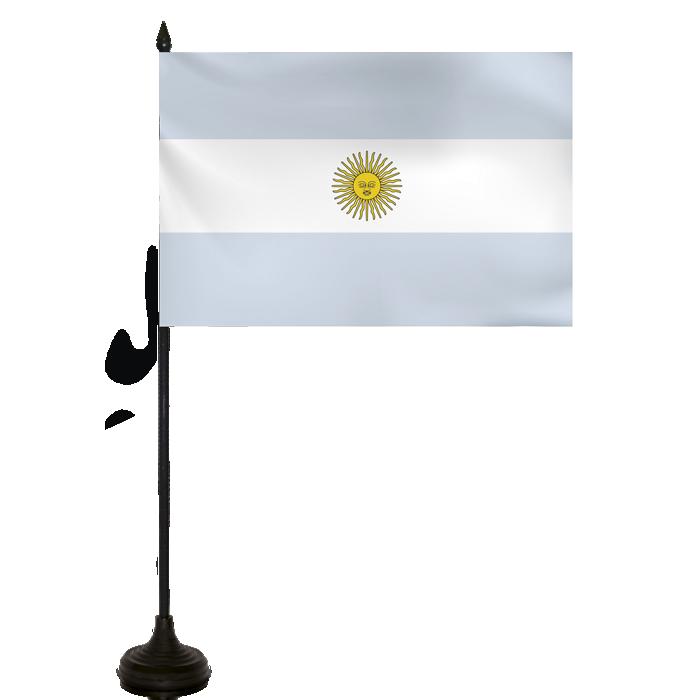 Desk Flag - Argentina Flag