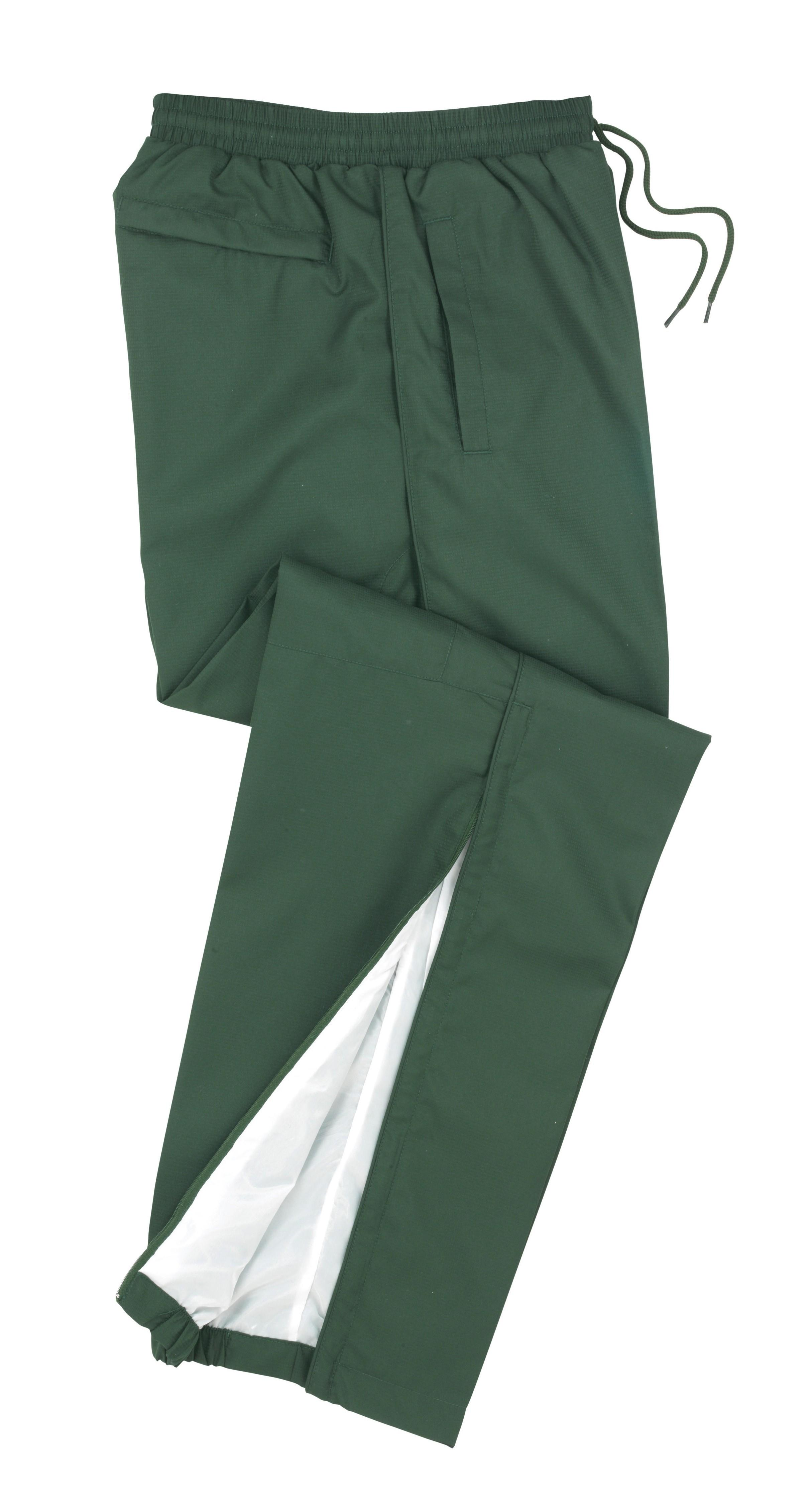 Flash Unisex Track Bottoms - Green Only